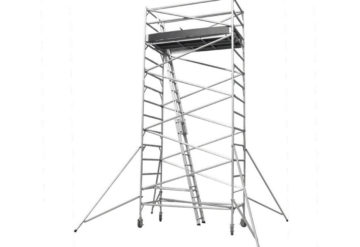 Aluminium Mobile Tower Scaffolding for Sale