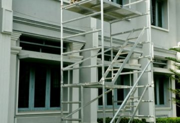 Aluminium Mobile Tower Scaffolds