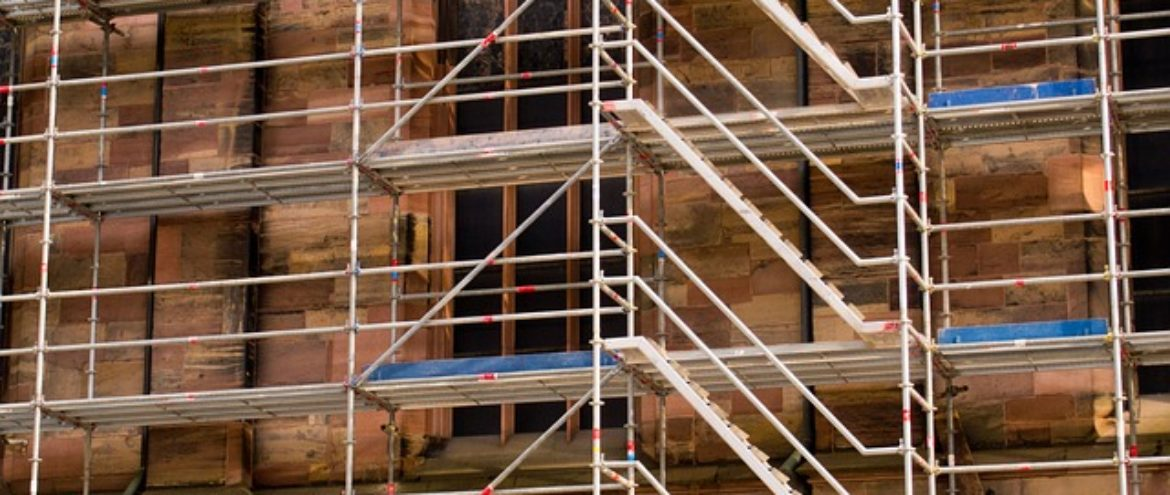 Scaffolding For High-End Construction Works