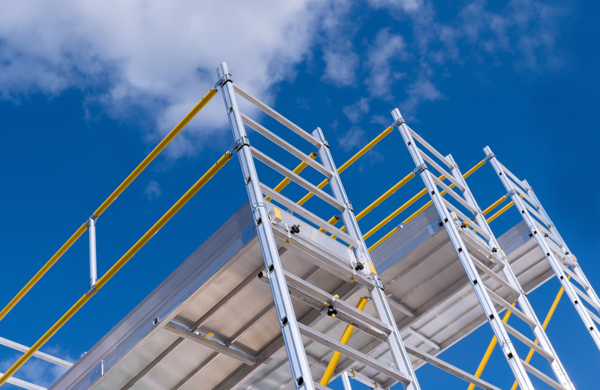 Scaffolding Manufacturer and Suppliers - Instafit
