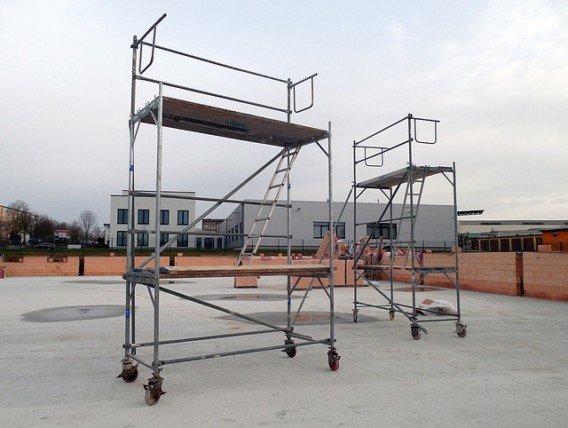 Benefits of InstaFit Mobile Tower Scaffolding