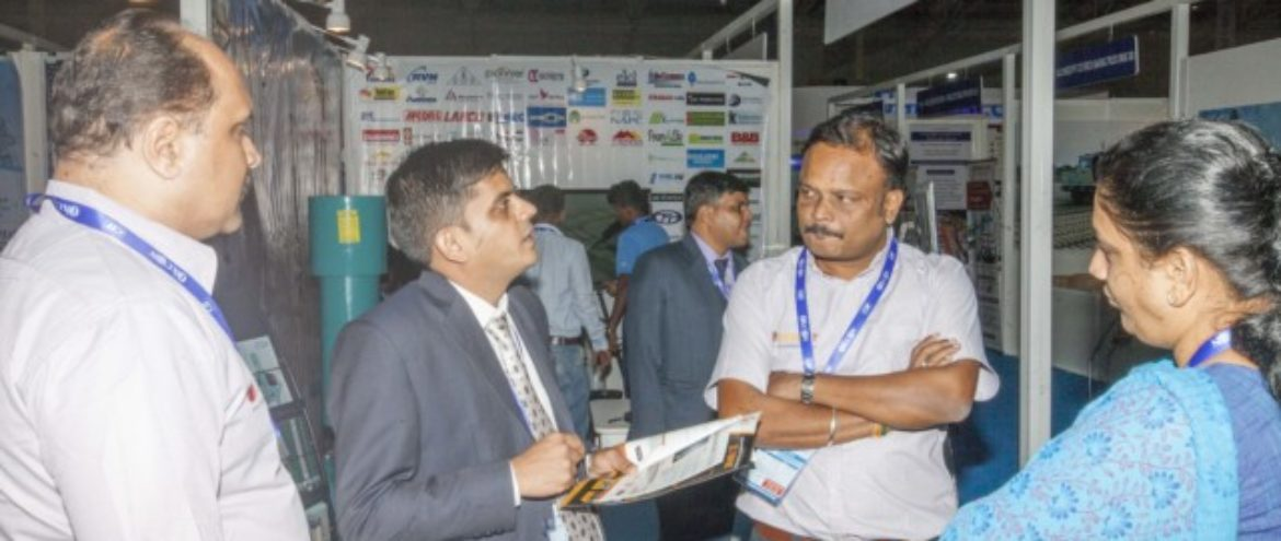360 Degree Global Equipments @ EXCON 2017 – Bangalore Largest Construction Equipment Exhibition in South Asia