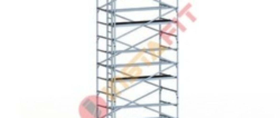 What is Aluminium Scaffolding